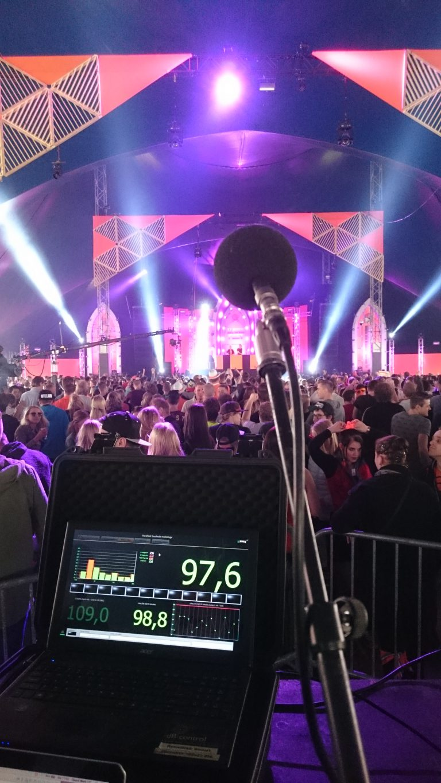 SoundLevelMeter